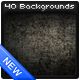 Dark Grunge - 40 Totally Different Textures - GraphicRiver Item for Sale