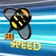 Hi Speed 3D Logo - VideoHive Item for Sale