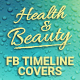 Facebook Timeline Covers - Health & Beauty - GraphicRiver Item for Sale