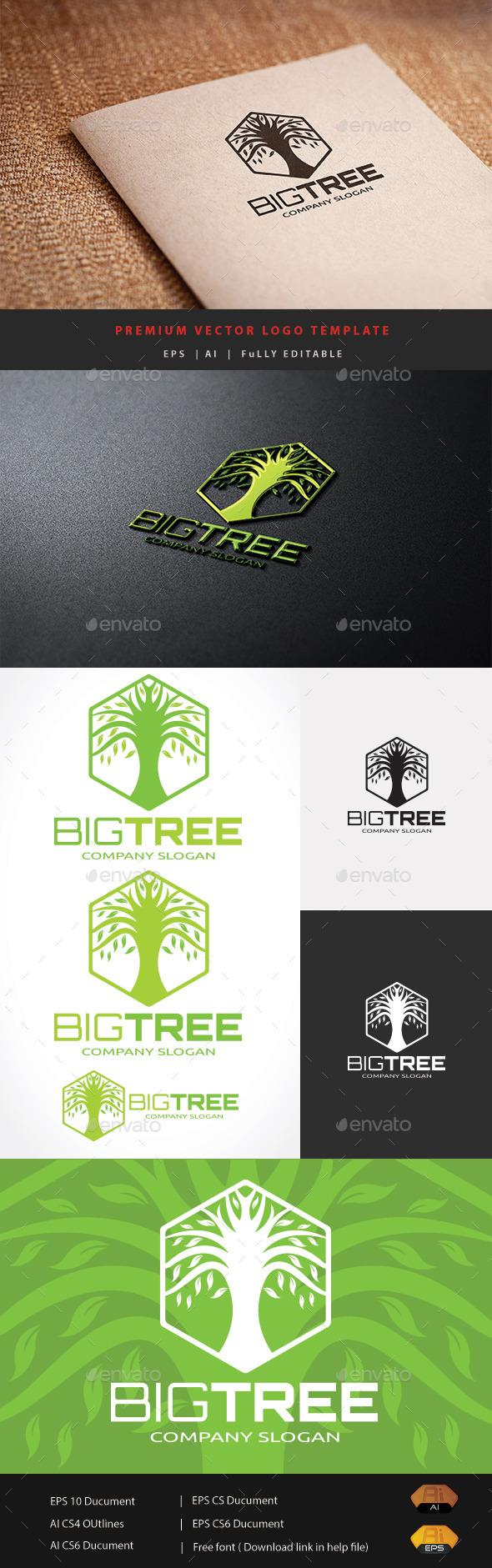 Big Tree Logo