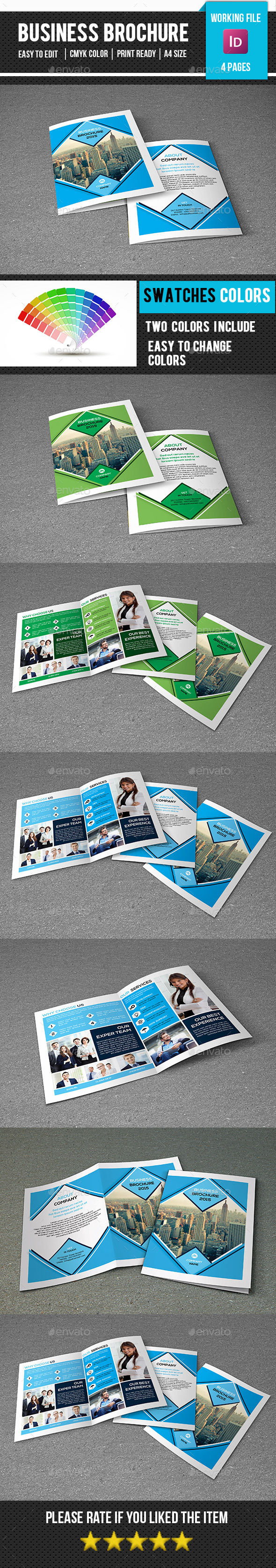 4 Page Corporate Brochure-V297 - Corporate Brochures