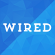 Wired - Multi-Purpose Portfolio WordPress Theme Nulled