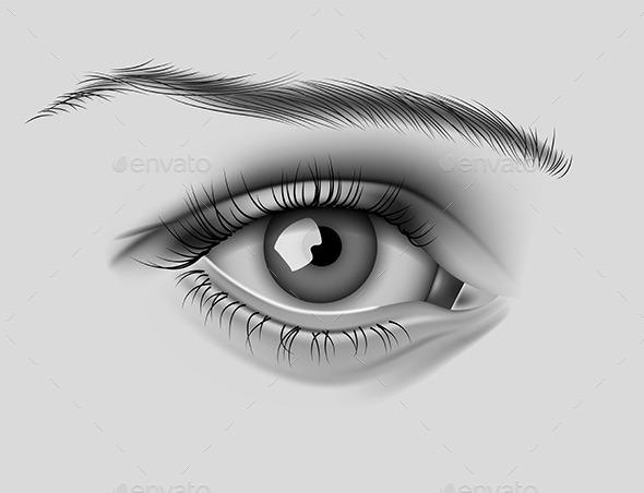 Vector Eye - People Characters