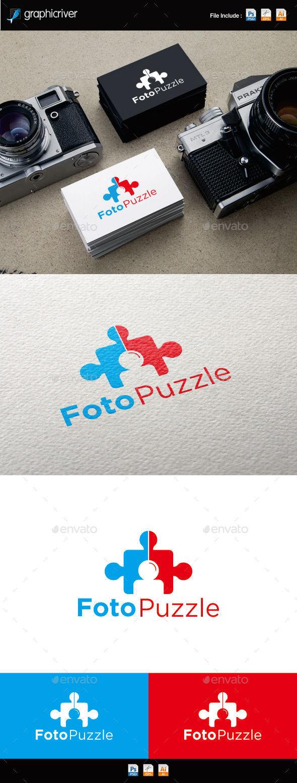 Foto Puzzle Logo - Symbols Logo Templates
