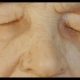 Elderly Womans Face With Tired Expression - VideoHive Item for Sale