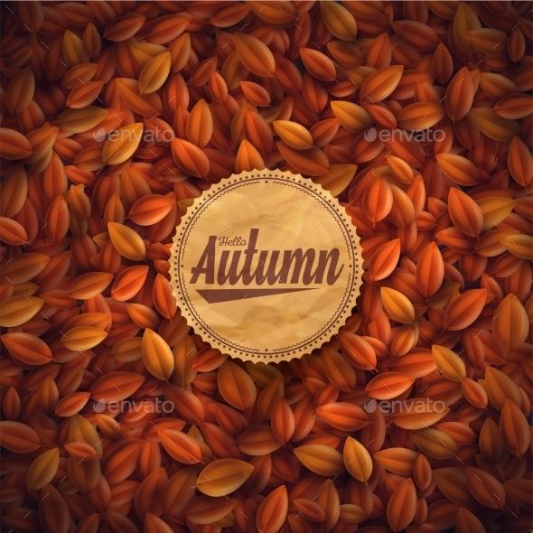 Hello Autumn - Seasons Nature