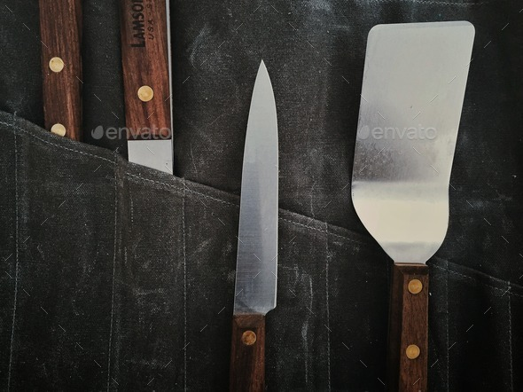 Grilling Tools - Stock Photo - Images