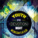 Youth Group Flyer - GraphicRiver Item for Sale
