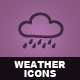 Hand Drawn Weather Icons - GraphicRiver Item for Sale