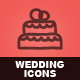 Hand Drawn Wedding Icons - GraphicRiver Item for Sale