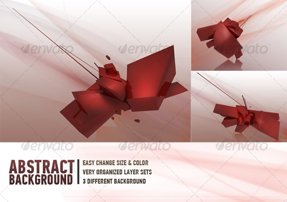 ABSTRACT BACKGROUND II - Backgrounds Graphics