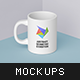 Mugs Mockups Pack - GraphicRiver Item for Sale