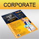 Multipurpose Corporate Flyer 33 - GraphicRiver Item for Sale