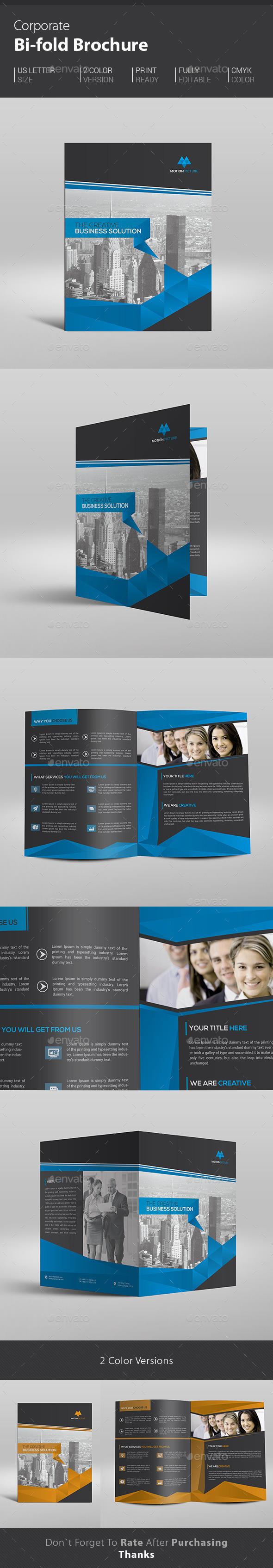 Bifold - Corporate Brochures