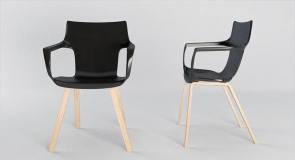 Wings Chair
