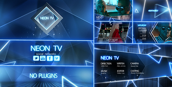 Neon After Effects Templates From VideoHive Page 11