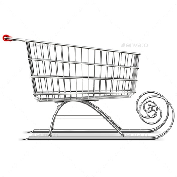 Supermarket Sleigh - Retail Commercial / Shopping