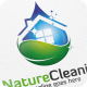 Nature Cleaning - Logo Template - GraphicRiver Item for Sale