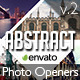 Abstract Photo Openers - Logo Reveal - VideoHive Item for Sale