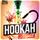 Hookah Nights Party Flyer Template - GraphicRiver Item for Sale