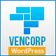 Vencorp | Responsive Multi-Purpose WordPress theme