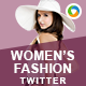Fashion Twitter Header - GraphicRiver Item for Sale