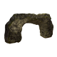 Rocky Arch | Low Poly Environment Asset - 3DOcean Item for Sale