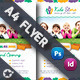 Kids Store Flyer Templates - GraphicRiver Item for Sale
