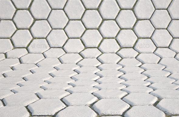 High Rez Tileable Pavement Tiles Texture - 3DOcean Item for Sale