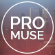 Promuse - Business Parallax Muse Template for Professionals Nulled