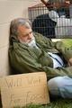 Hopeless Homeless - PhotoDune Item for Sale