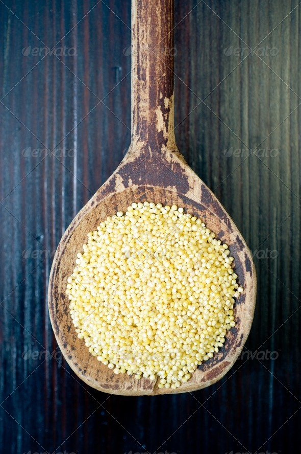 Millet - Stock Photo - Images