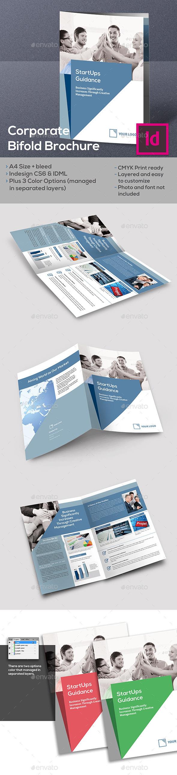Multi Purpose Bifold Brochure
