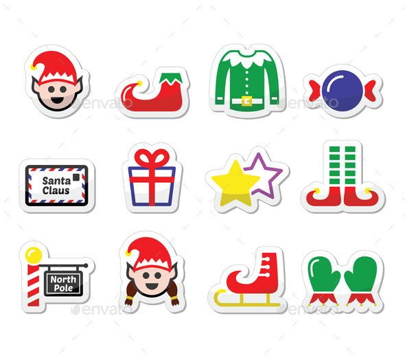 Christmas Set - Christmas Seasons/Holidays