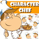 Character Chef Expressions - GraphicRiver Item for Sale