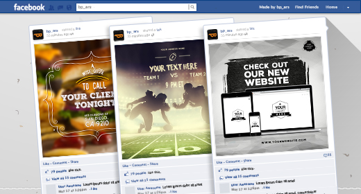 Facebook Banners Collection