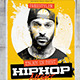 HipHop Night PosterFlyer - GraphicRiver Item for Sale