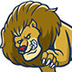 Lion Mascot - GraphicRiver Item for Sale