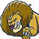 Lion Mascot - GraphicRiver Item for Sale