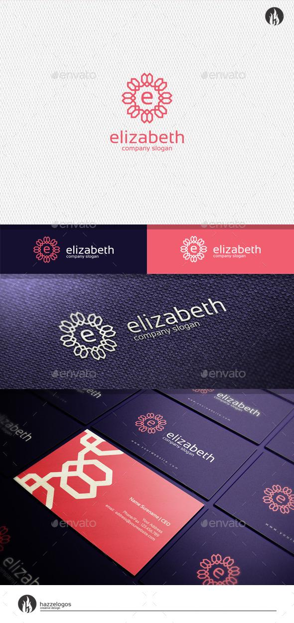 Elizabeth Logo - Crests Logo Templates