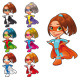 Young Superheroes - GraphicRiver Item for Sale