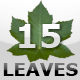 Leaves Pack - Includes 15 HD Elements - GraphicRiver Item for Sale