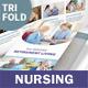 Nursing Home Trifold Brochure - GraphicRiver Item for Sale