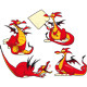 Funny dragons.  - GraphicRiver Item for Sale
