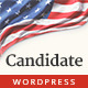Candidate - Political / Non-profit WordPress Theme Nulled
