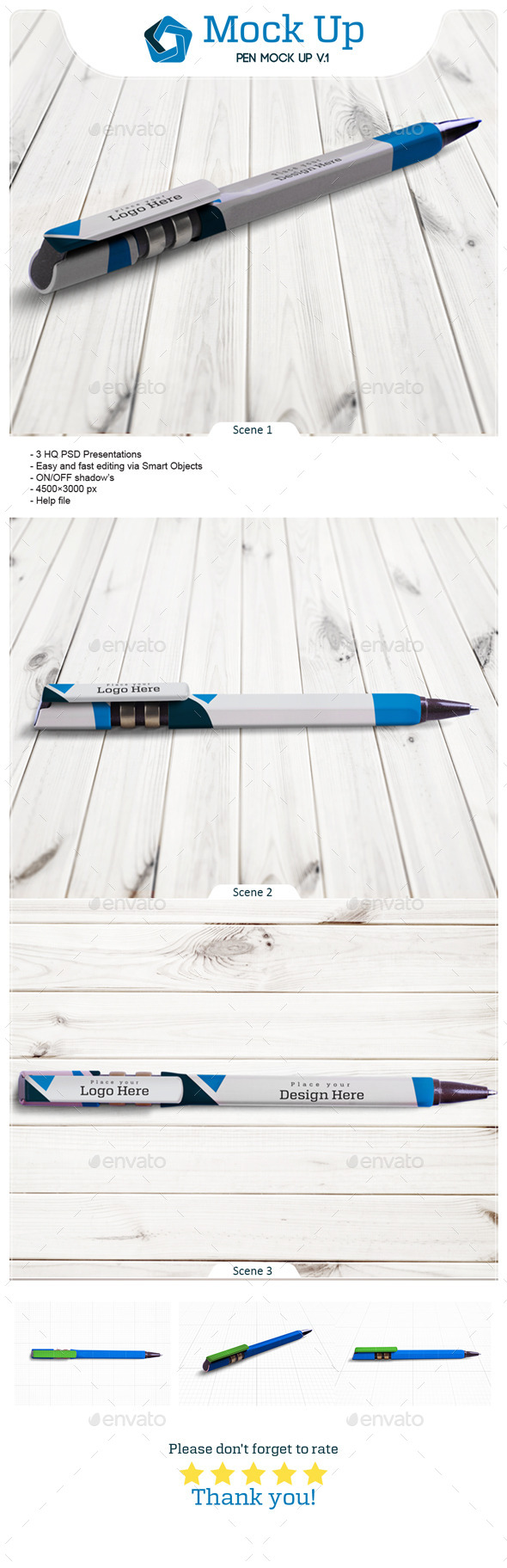 Pen Mock Up V.1