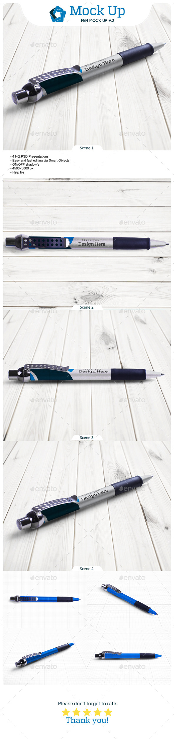 Pen Mock Up V.2