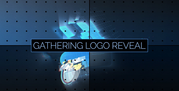 Gathering Logo Reveal