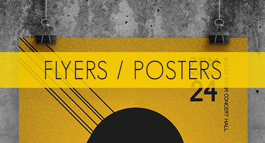 Flyers - Posters