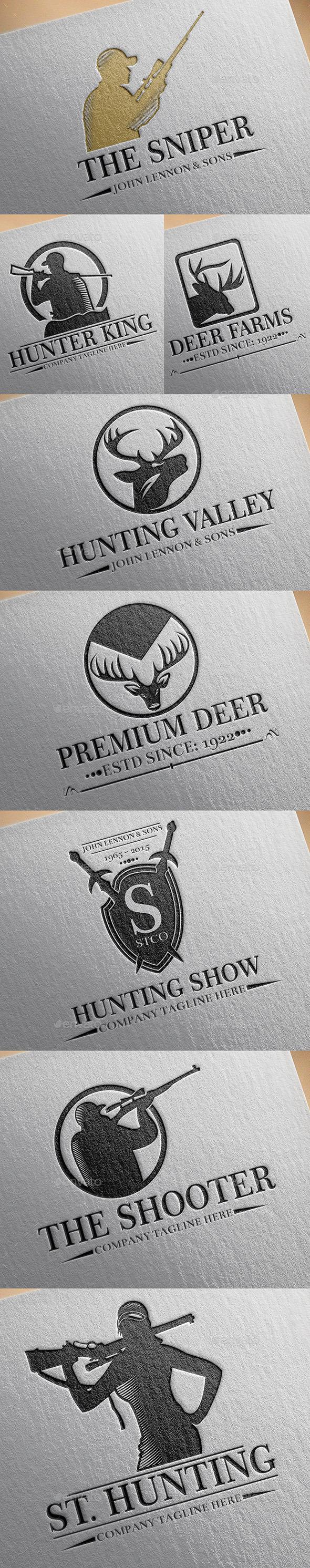 Heraldic Hunter Logos Vol 4